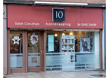10 Hairdressing