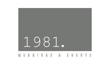 1981 Wedding & Events