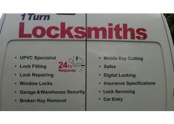 1 Turn Locksmiths