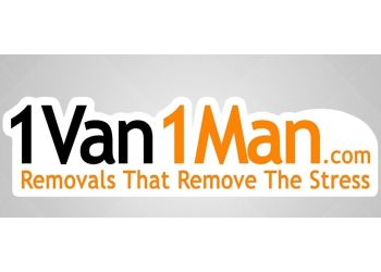 1 Van 1 Man Removals