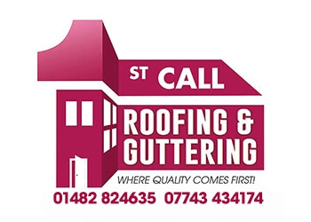 1st Call Roofing & Guttering