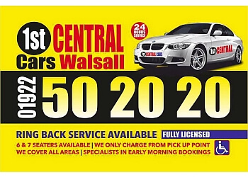 1st Central Cars