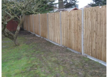 1st Class Fencing & Landscaping Ltd.