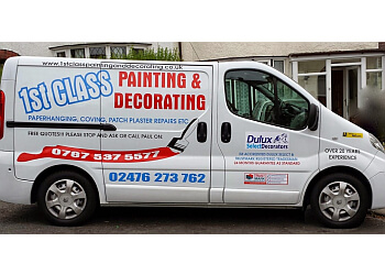 1st Class Painting & Decorating