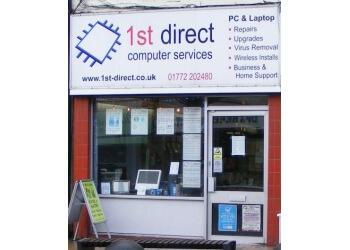 1st Direct Computer Services Ltd.