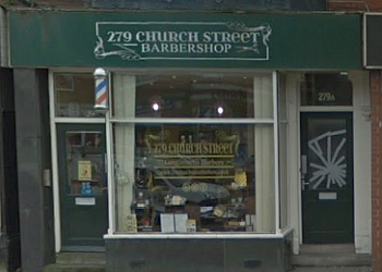 279 CHURCH STREET BARBER SHOP
