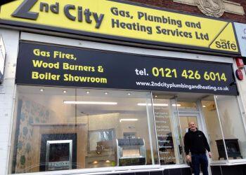 2nd City Gas, Plumbing & Heating Services Ltd.