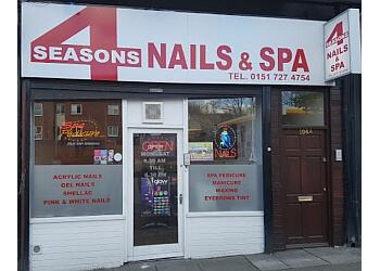 4 Seasons Nails & Spa