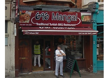 696 Mangal