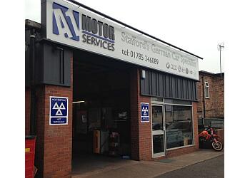 A1 Motor Services Ltd.
