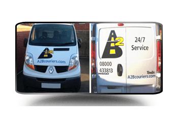 A2B couriers.com