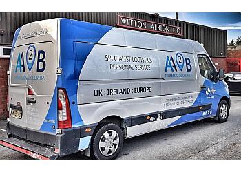 AA2B Couriers