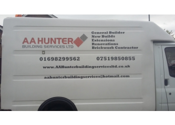 AA Hunter Building Services Ltd.