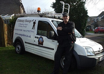 A Ampshire Ideal Chimney Sweep