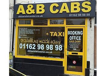 A&B Cabs Leicseter Taxi