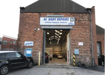 A. C. Body Repairs
