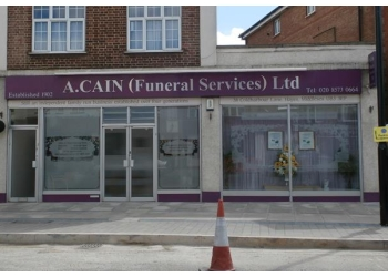 A Cain (Funeral Services) Ltd.