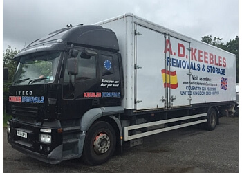 A. D. Keebles Removals & Storage