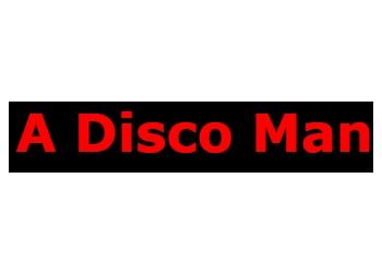 A Disco Man