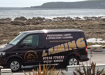 A. Fleming Carpet & Upholstery Cleaning