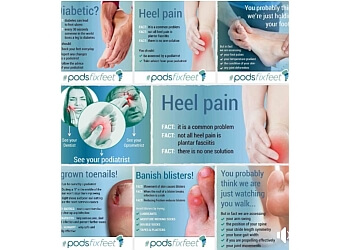 A-Foot Chiropodist's & Podiatrists