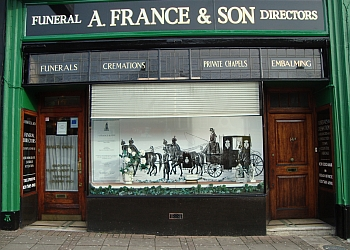 A. France & Son Funeral Directors