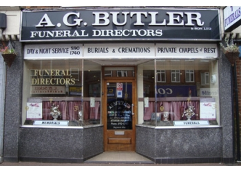 A G Butler & Son Ltd