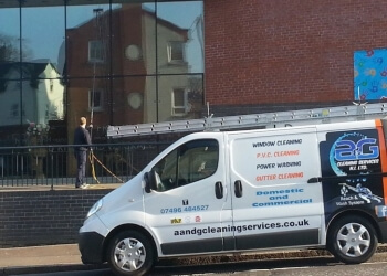 A&G Cleaning Services Ni Ltd.