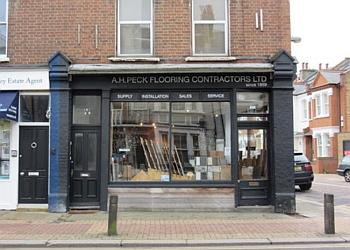 A H Peck Flooring Contractors Ltd