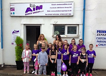 AIM Dance Group CIC