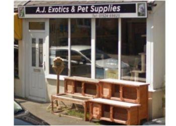 A.J. Exotics & Pet Supplies