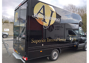 A J Removals and Self Storage