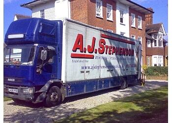 A.J.Stephenson Removals