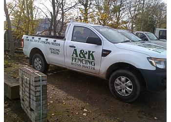 A & K Fencing Contractors Ltd.