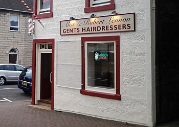 ALEX & ROBERT LENNON GENTS HAIRDRESSERS