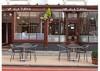 A La Turka turkish restaurant