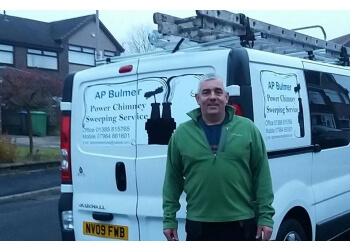 AP Bulmer Power Chimney Sweeping Service