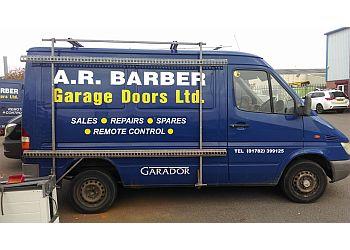 A R Barber garage doors Ltd.