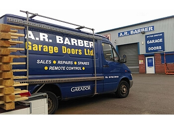 A R Barber garage doors Ltd.