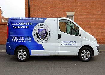 ASF Locksmiths Limited
