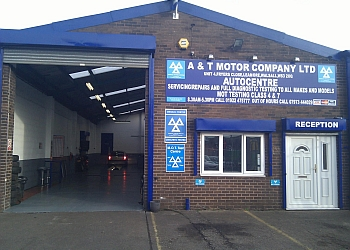 A&T Motor Company Ltd.