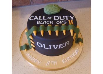 A Truly Scrumptious Cake
