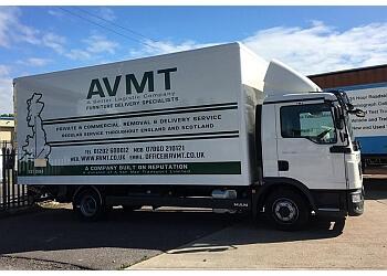 A Van Man Transport Ltd