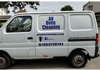 AV Oven Cleaning