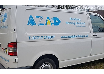 AZAD PLUMBING, HEATING & ELECTRICAL LTD.
