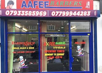 Aafee Barbers Tividale Ltd