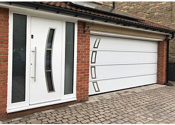 Abbey garage doors