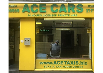 Ace Taxis Wakefield