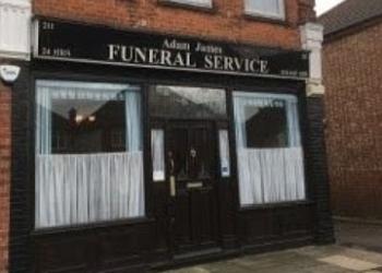 Adam James Funeral Service