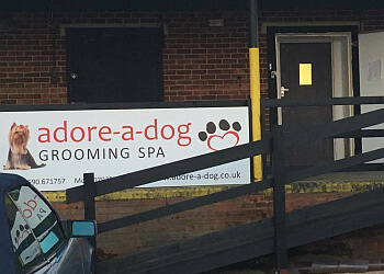 Adore-a-Dog Grooming Spa